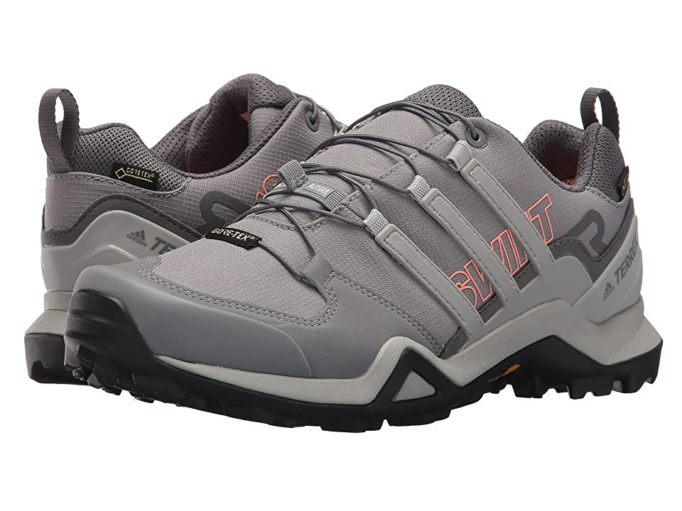 adidas Outdoor Terrex Swift R2 GTX(r) (Grey Three/Grey Two/Chalk Coral) Women