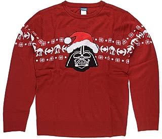 Star Wars Santa Hat Darth Vader Pullover Sweatshirt