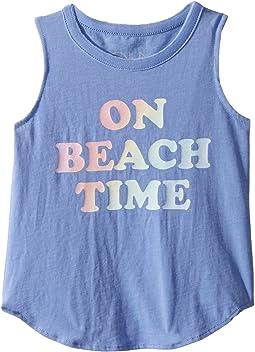 Super Soft Beach Time Tank Top (Toddler/Little Kids)