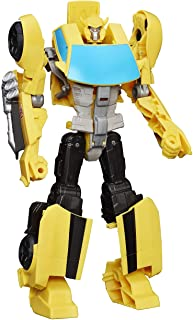 Transformers Toys Heroic Bumblebee Action Figure – Timeless Large-Scale Figure,..