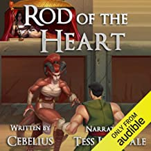 Rod of the Heart: Celestine Chronicles, Book 2