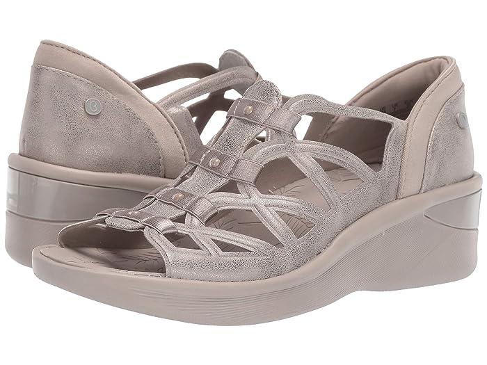 Bzees  Sasha (Champagne Metallic) Womens Sandals