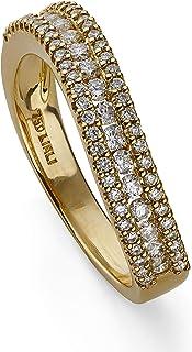 AL Liali Jewellery Women's Anniversary Ring