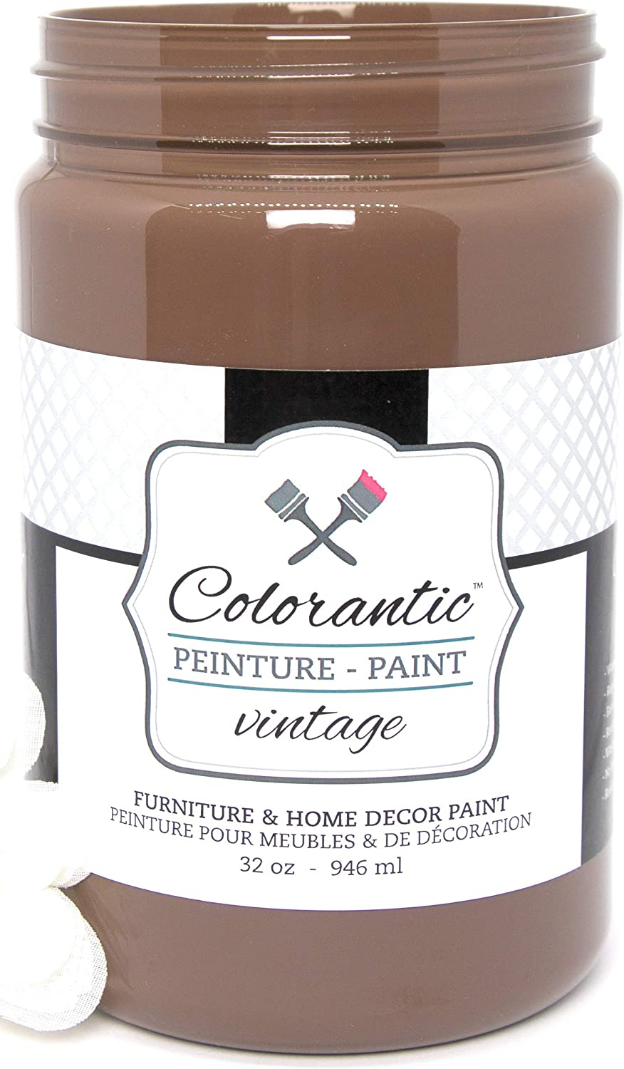Colorantic Vintage Chalk Based Paint for Max 60% OFF Furniture and Bargain DIY Home