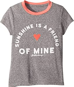 Sunshine T-Shirt (Little Kids/Big Kids)