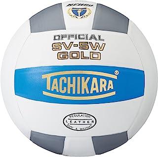 Tachikara SV5W Gold Competition Premium Leather Volleyball