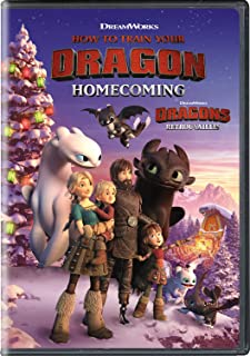 How to Train Your Dragon: Homecoming [DVD] (Bilingual)