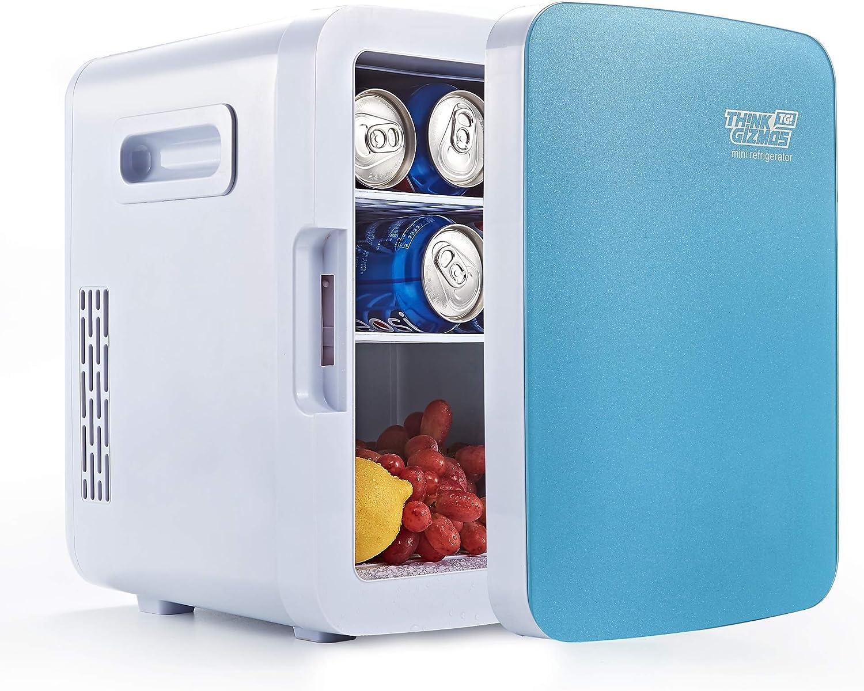 Mini Fridge Electric Cooler Warmer Max 85% OFF Thermoelec DC - Portable Award AC