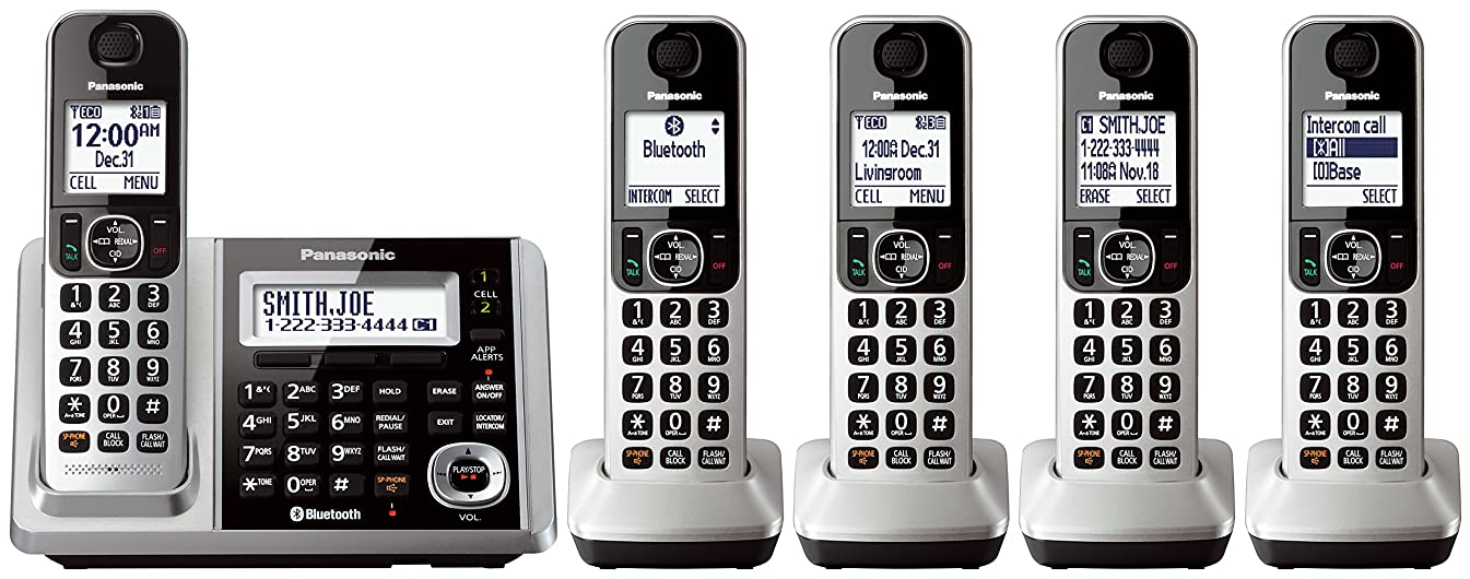 Panasonic KX-TGF375S (Discontinued by Manufacturer)
