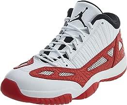 Nike Air Jordan 11 Retro Low IE-White/Gym Red - US 9