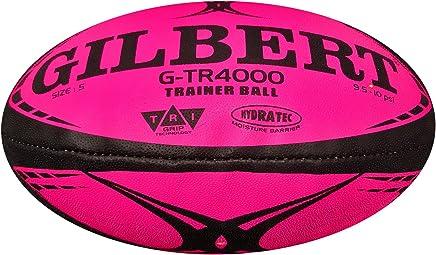 Gilbert G-TR4000 Rugby Training Ball - Fluoro Pink
