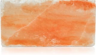 Himalayan Secrets Himalayan Salt Block Cooking Tile for Grilling or Serving - for Building Salt Walls As Well (8