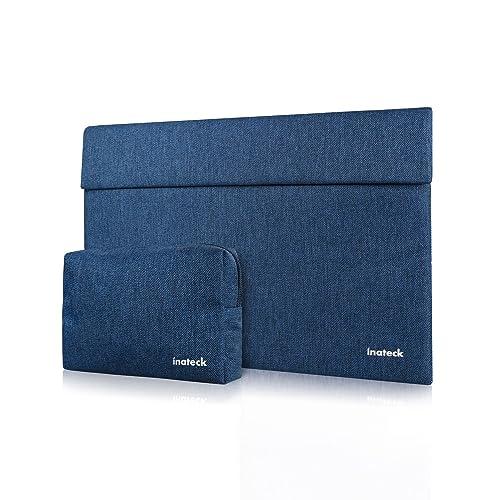 Inateck 12インチラップトップスリーブケース(12インチNew MacBook/ウルトブック/ネットブック専用- ブルー)