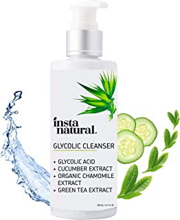 Best instanatural glycolic cleanser Reviews