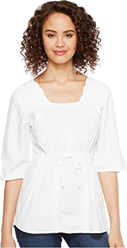 Cantina Carla 3/4 Sleeve Top