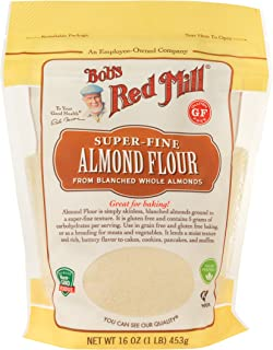 Bob's Red Mill Gluten Free Almond Meal Flour, 16Oz