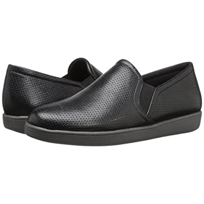 Trotters Americana (Black Soft Leather) Women