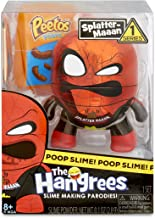 MGA Entertainment The Hangrees Splatter-Maaan Collectible Parody Figure with Slime