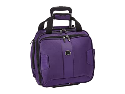 Delsey Sky Max 2-Wheeled Under-Seater (Purple) Luggage