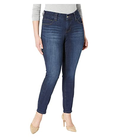 Jag Jeans Plus Size Cecilia Skinny Jeans (Night Breeze) Women