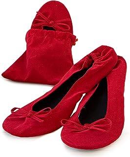 Amazon.es: bailarinas plegable: Zapatos y complementos