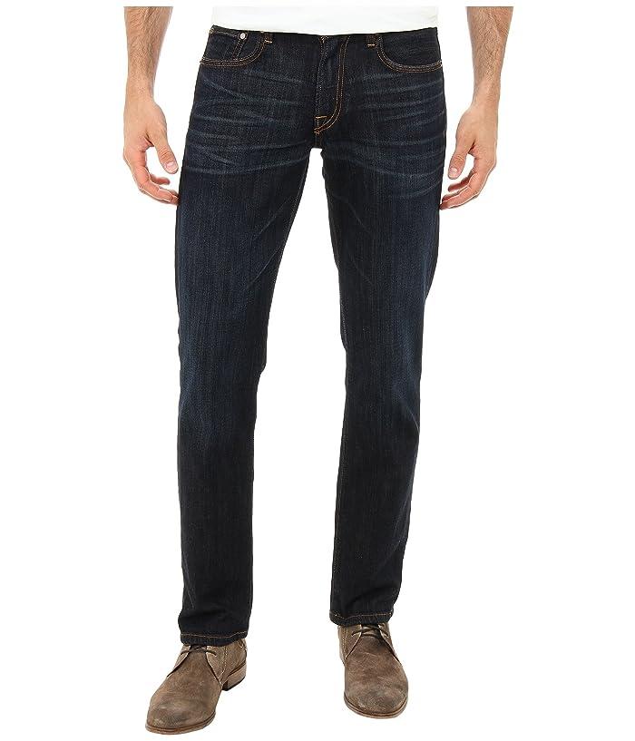 Lucky Brand  221 Original Straight in Barite (Barite) Mens Clothing