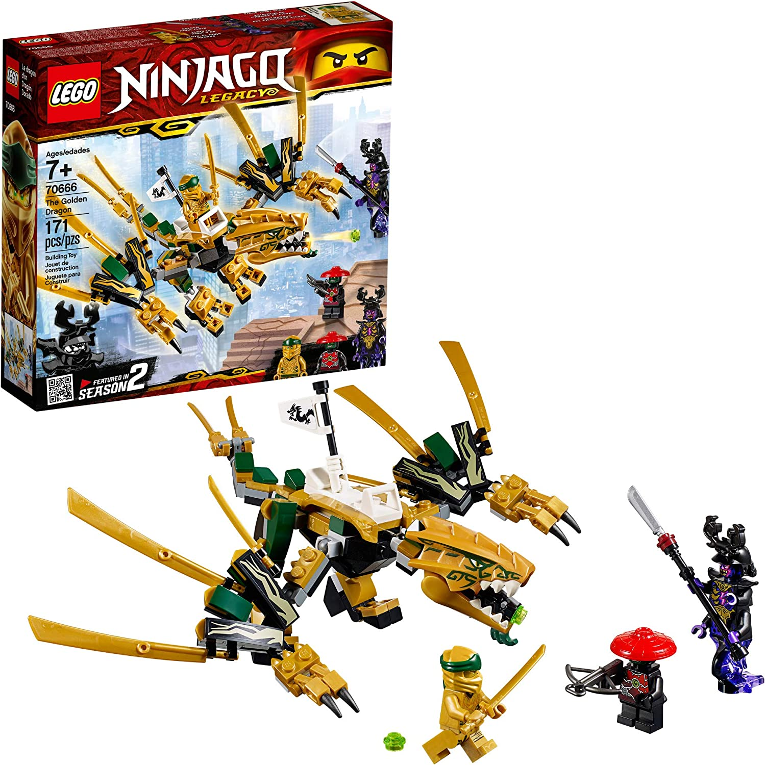 Lloyd ninjago gold dragon where is the safest place to inject steroids