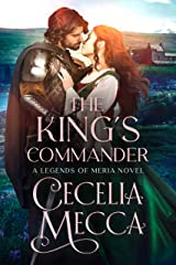 The King's Commander (Kingdoms of Meria Book 1) Kindle Edition