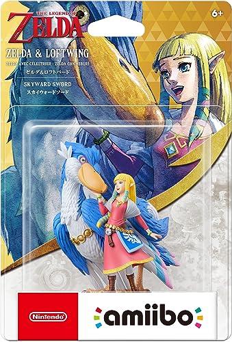 lowest Nintendo new arrival Amiibo - Zelda & Loftwing - The Legend of Zelda: Skyward Sword HD - outlet sale Nintendo Switch outlet sale