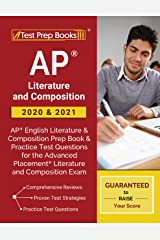 AP English Language and Composition 2020 and 2021: AP English Language and Composition Prep Book with Practice Test Questions for the Advanced Placement Test [2nd Edition] Kindle Edition