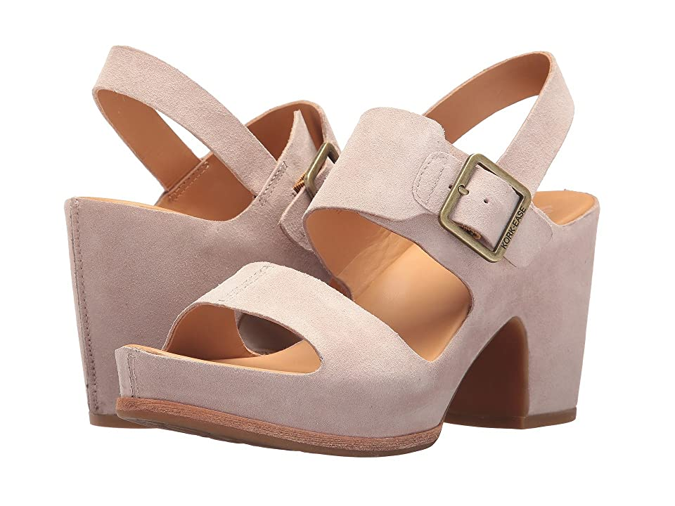 Kork-Ease San Carlos (Light Pink Suede) High Heels