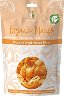 Dr Superfoods Organic Dried Mango