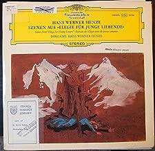 Hans Werner Henze: Scenes from