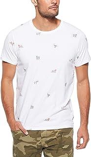 French Connection Men's Safari Animal T-Shirts