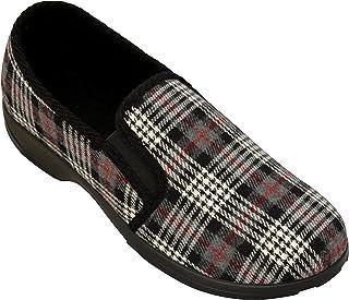 BeComfy - Calzado de Invierno - de Lana - Fieltro - Zapatillas de Estar por casa de Fieltro para Hombre Muchos Colores