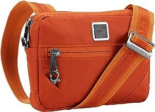 Commuter + Messenger Bag for Women with RFID Blocking Anti-theft Technology & Adjustable Shoulder Strap