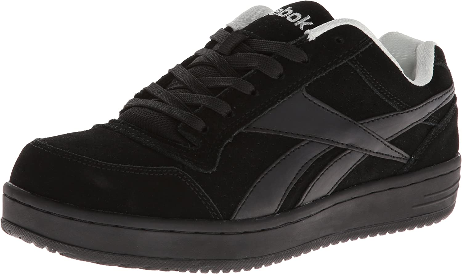 Reebok Work Women's Soyay RB191 Athletic Safety shoes Black