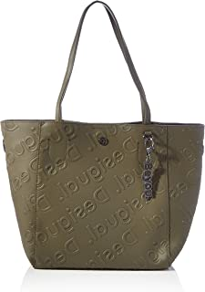 Desigual Accessories Pu Shopping Bag, Borsa shoppering Donna, U