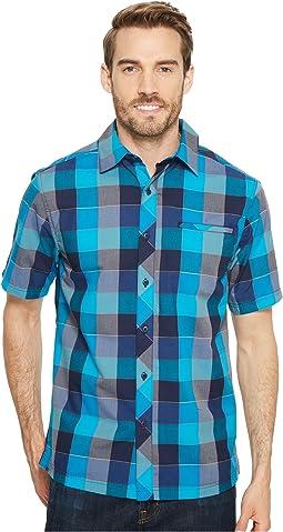 Smartwool Everyday Exploration Retro Plaid Short Sleeve Shirt