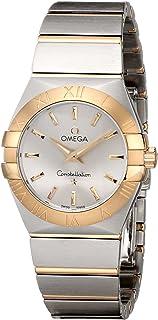 Women's 123.20.27.60.02.002 Constellation Silver Dial Watch
