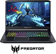 "Acer Predator Helios 300 Gaming Laptop PC, 17.3"" Full HD IPS Display, Intel i7-9750H, GTX 1660 Ti 6GB, 8GB DDR4, 512GB PCI"