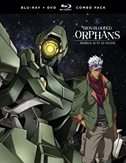 Mobile Suit Gundam: Iron-Blooded Orphans – Season One Part Two Blu-ray/DVD(機動戦士ガンダム 鉄血のオルフェンズ 第1期パート2 14-25話)