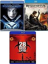 Sci Horror Fight Zombies Resident Evil Final Chapter & Vampires Evolution Underworld & 28 Days Later