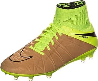 Nike Hypervenom Phantom II LTHR FG Mens Football Boots 747501 Soccer Cleats