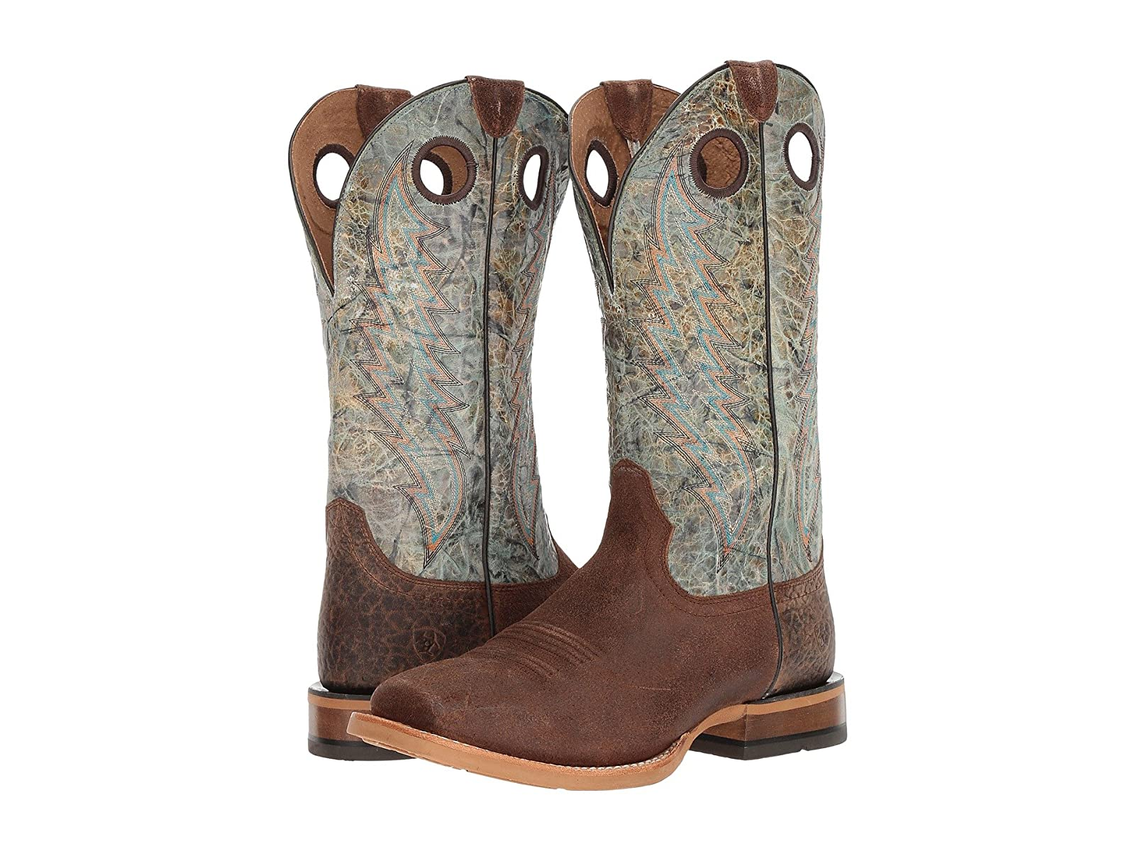 Ariat Branding PenSelling fashionable and eye-catching shoes