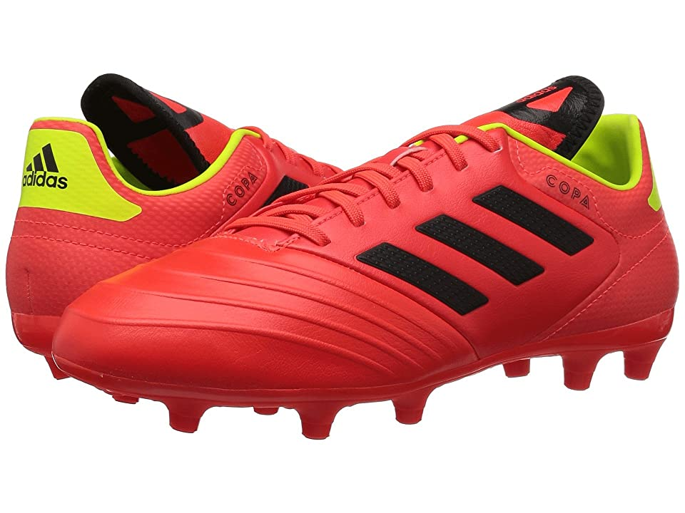 adidas Copa 18.3 FG (Solar Red/Black/Solar Yellow) Men
