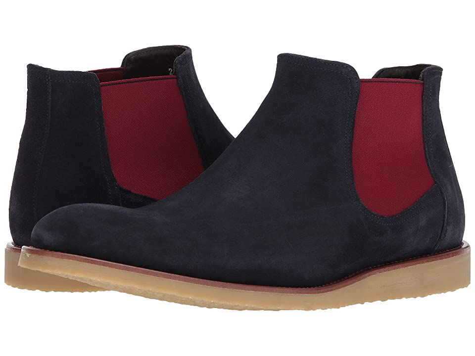 To Boot New York Burt (Blue Suede) Men
