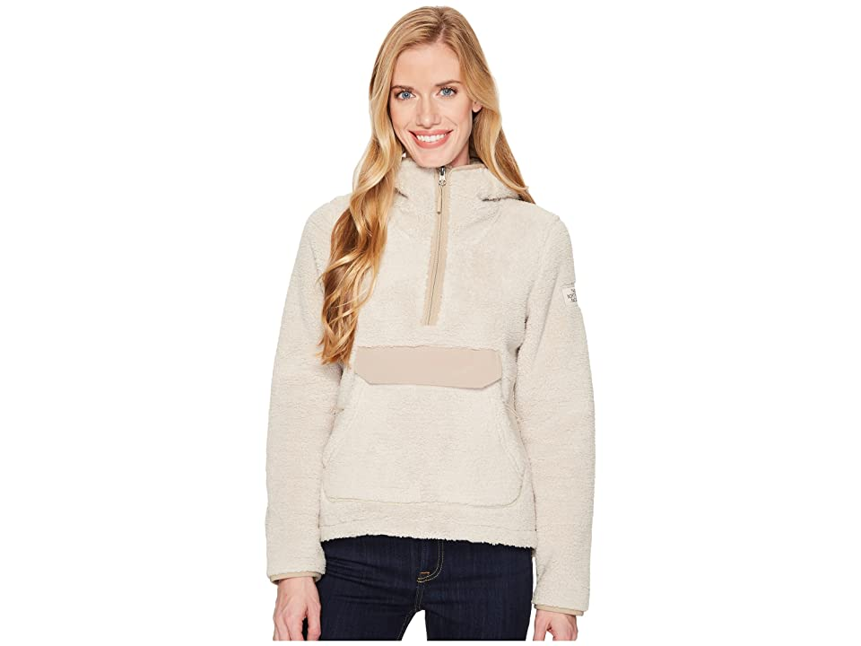 The North Face Campshire Pullover Hoodie (Peyote Beige) Women