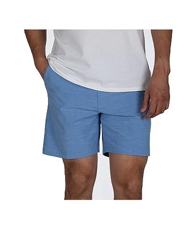 Hurley 18 Phantom Response Shorts (Pacific Blue) Men