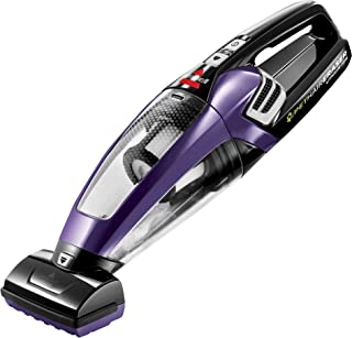 BISSELL Pet Hair Eraser Lithium Ion Cordless Hand Vacuum, Purple (Renewed)
